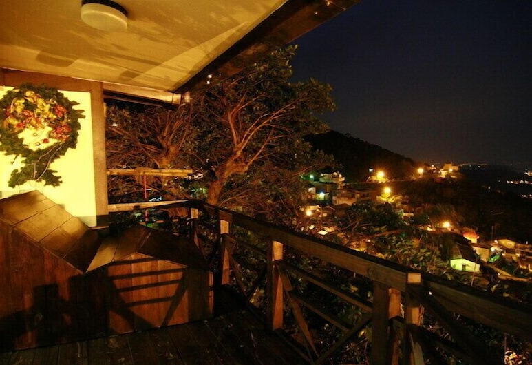 Windsor's Sunlight Han-Guan, New Taipei City, Pohľad na hotel – večer/v noci