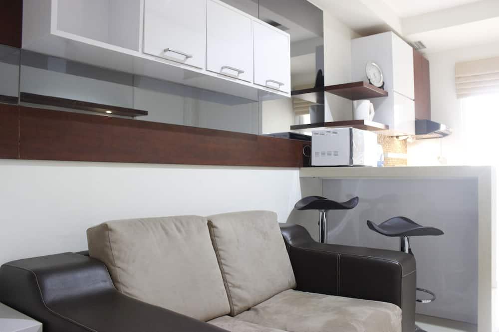 Standarta numurs - Dzīvojamā istaba