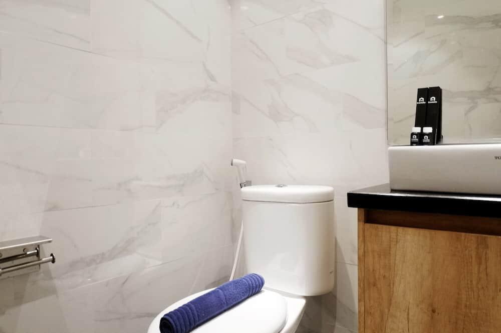 客房 - 浴室設施