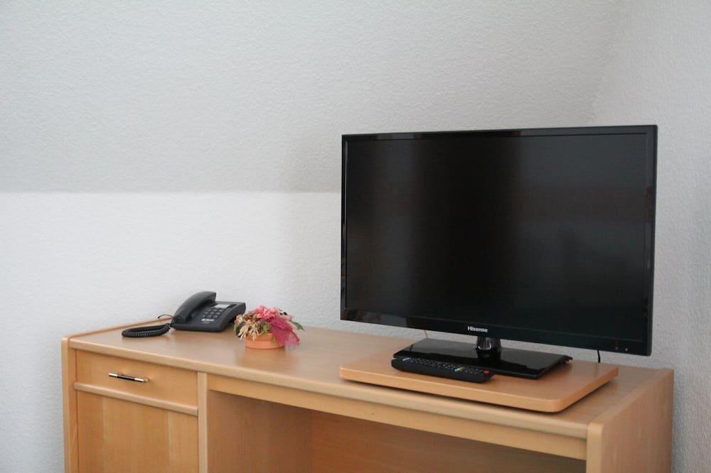 Μονόκλινο Δωμάτιο - Τηλεόραση