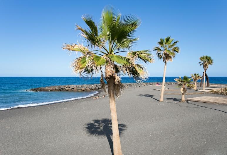 阿雷尼塔斯前线酒店, 坎德拉里亚, 海滩