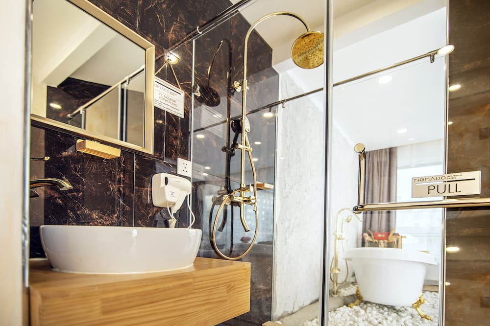 Двомісний номер преміум-класу - Ванна кімната