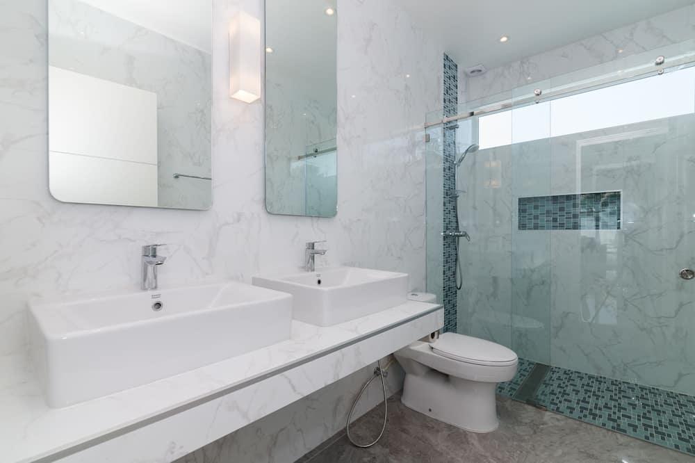Superior-Villa, 3Schlafzimmer, Nichtraucher, Küche - Badezimmer