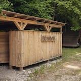 Standard Tent - Bathroom