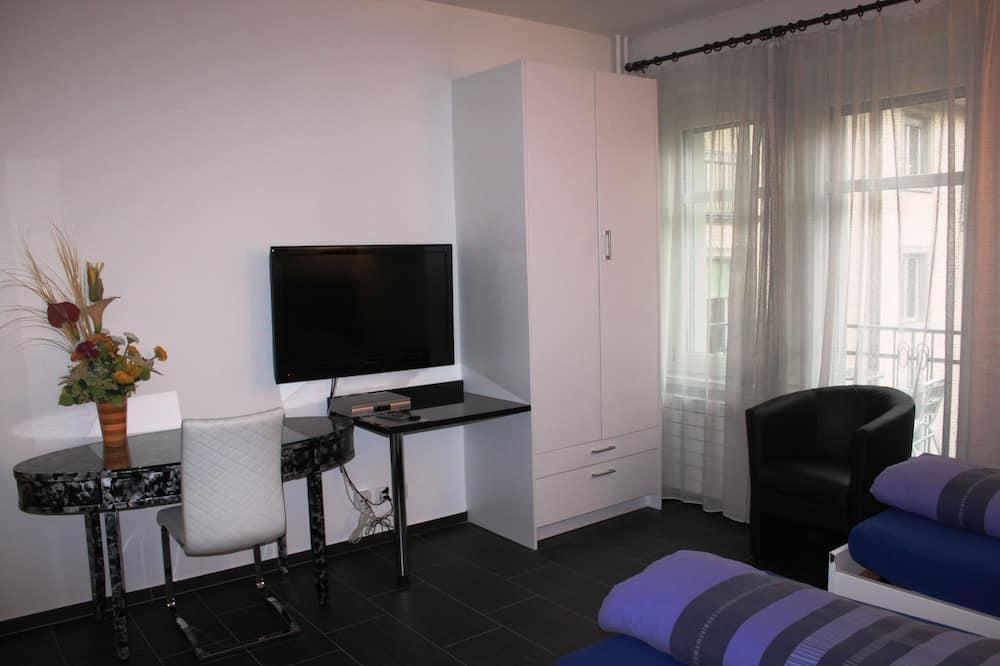 Apartamento Superior - Área de Estar