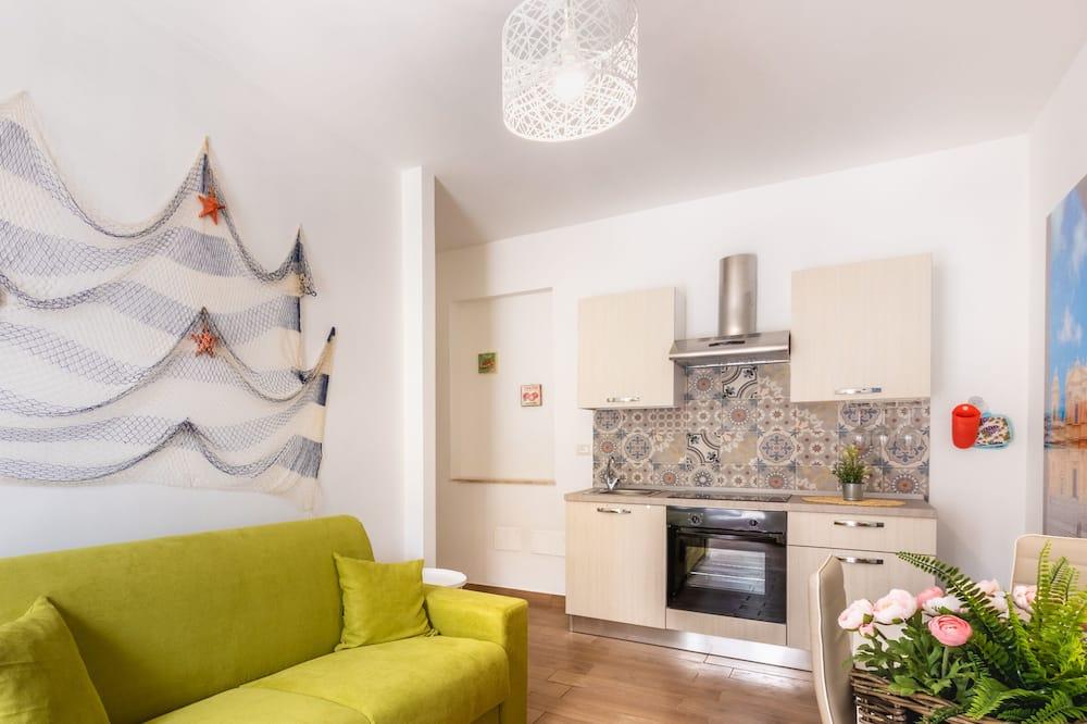 Appartamento, 2 camere da letto, terrazzo - Area soggiorno