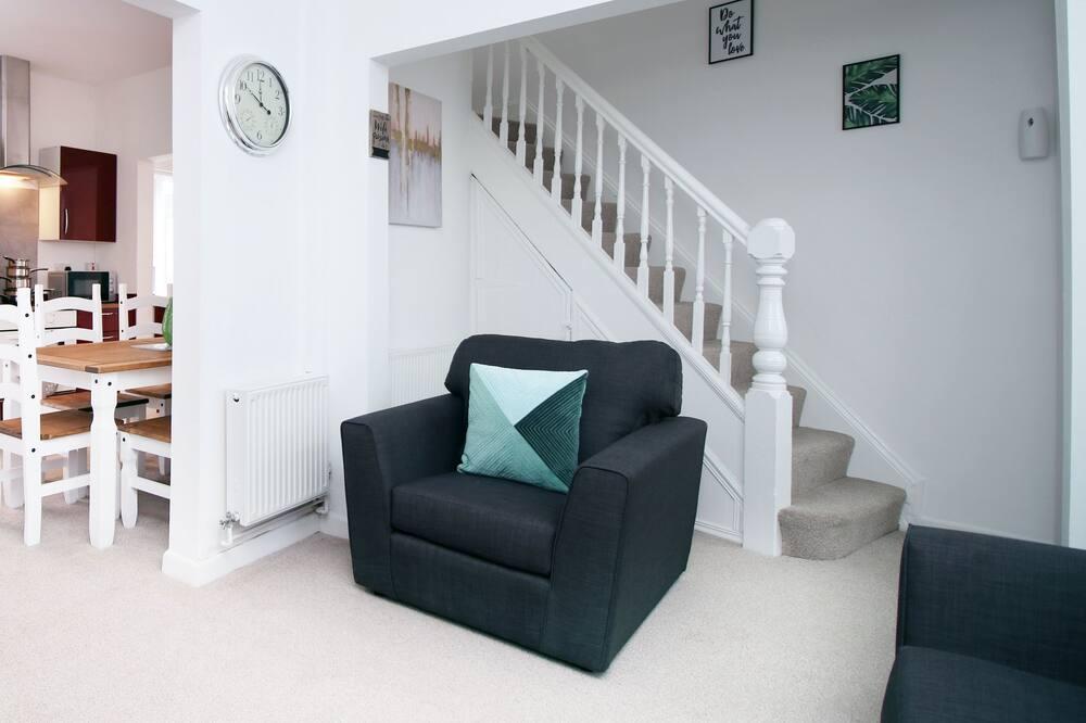 Dom typu Classic - Obývačka