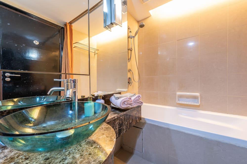 Family Studio Suite (22-106) - Bilik mandi