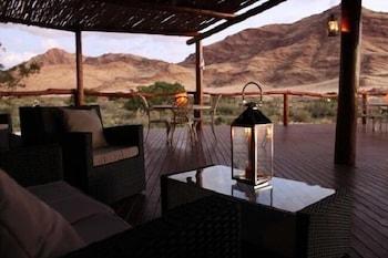 Sesriem bölgesindeki Hoodia Desert Lodge resmi