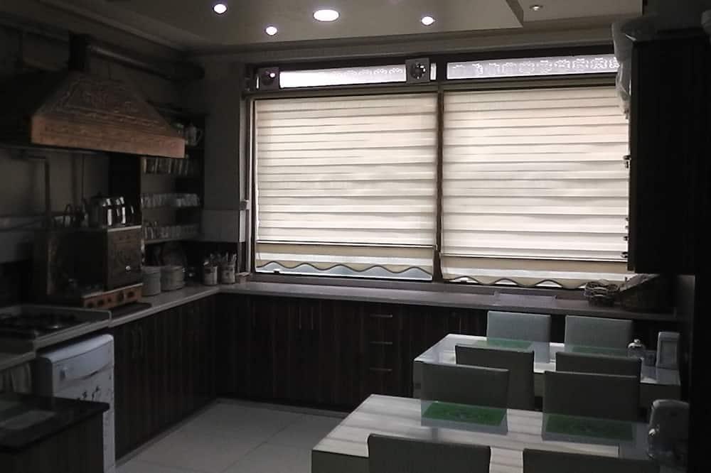 Habitación triple - Cocina compartida