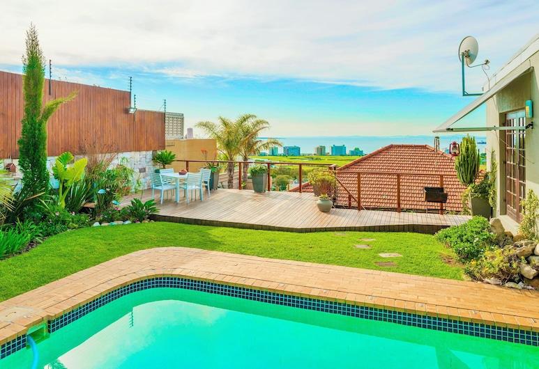 太陽與海公寓飯店, 開普敦, 室外游泳池