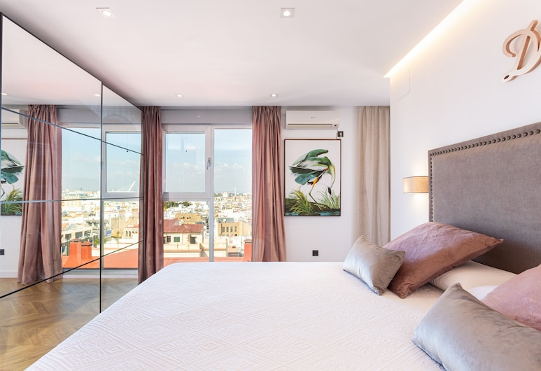 1 BD Apartment in the Heart of Seville With Great Views. San Pablo VI, Seville, Apartmán, 1 spálňa, Izba