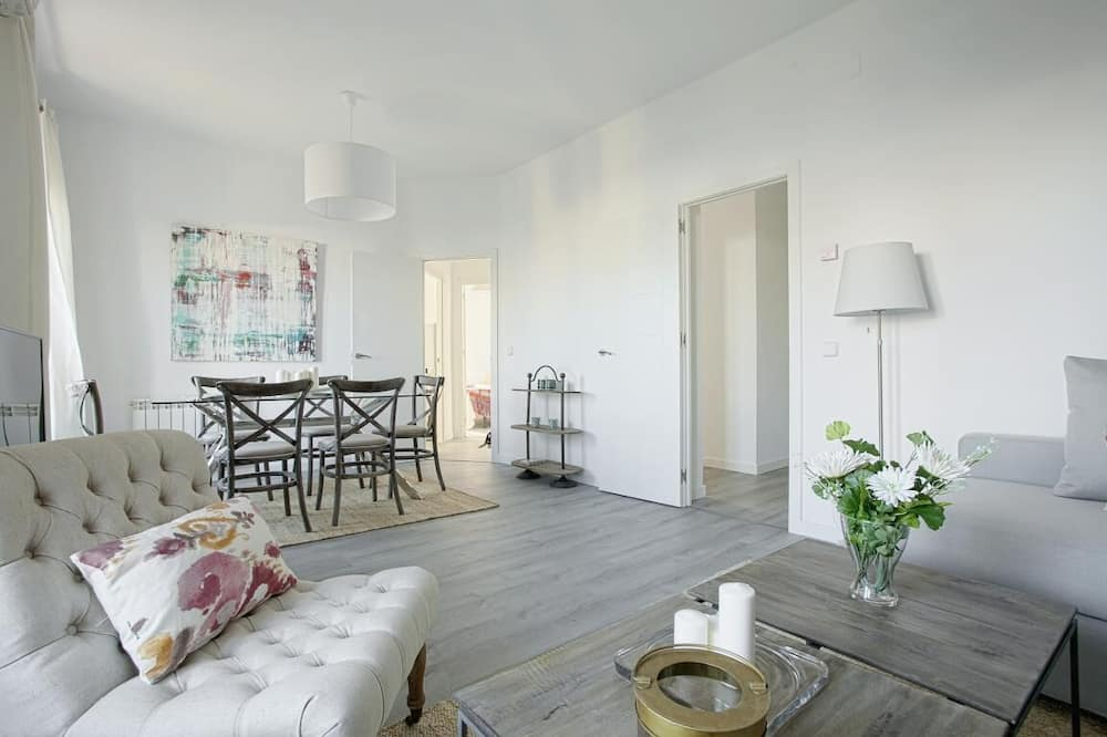 Apartman, 3 spavaće sobe - Dnevna soba
