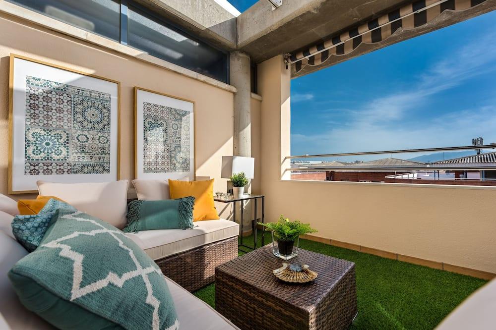 Lejlighed (2 Bedrooms) - Terrasse/patio