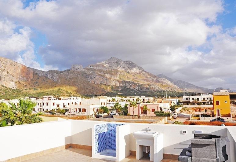 I tre Golfi Caravella, San Vito Lo Capo, Apartment, 2 Bedrooms, Terrace/Patio