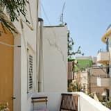Dizajnerski apartman - Balkon
