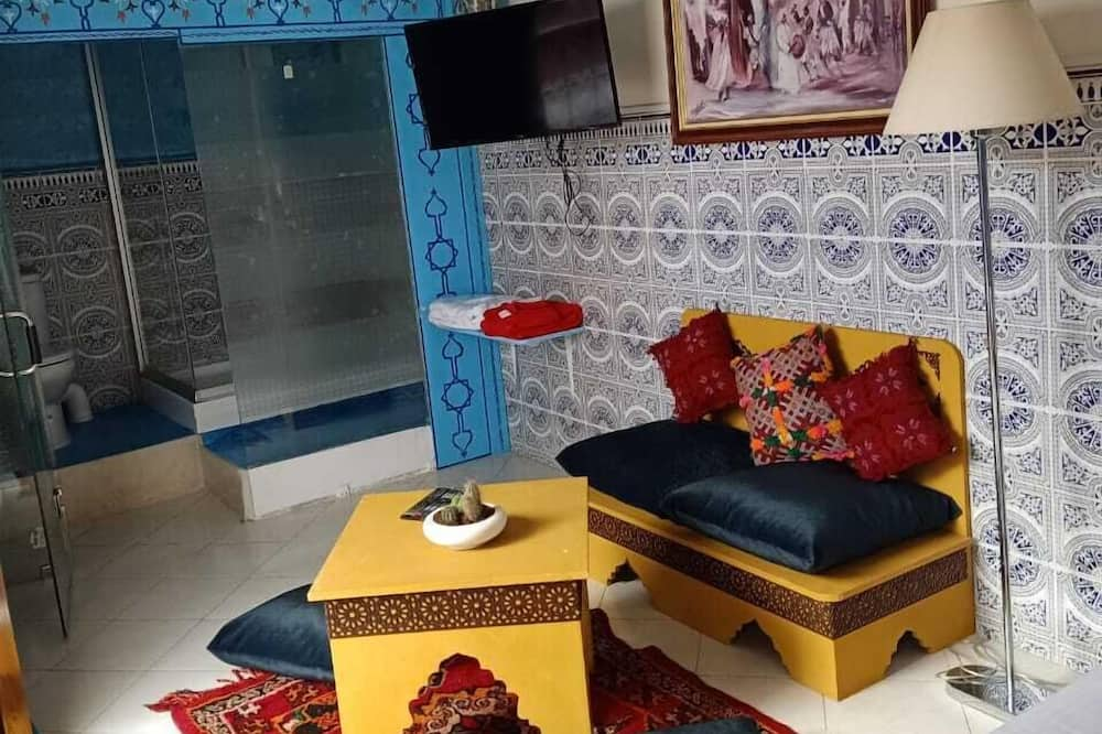 Double Room (Aladdin) - Living Area