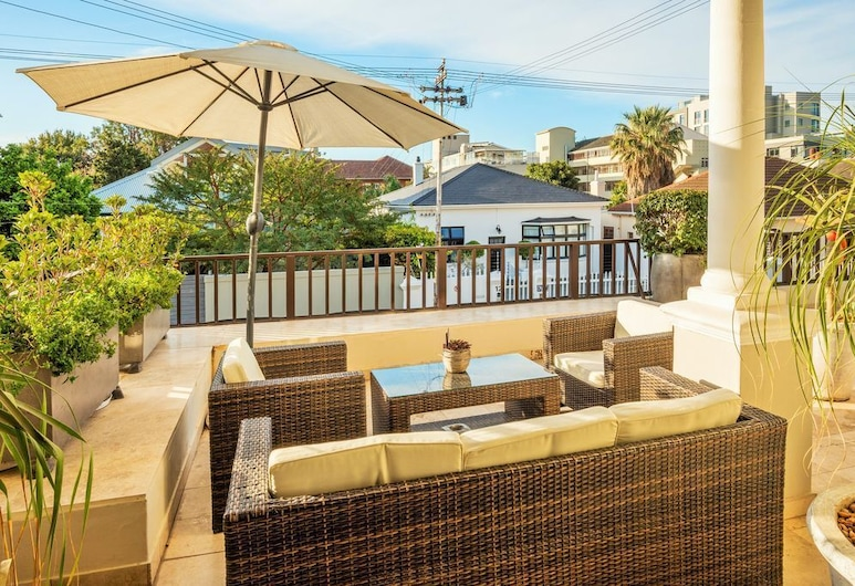 Uber Chic Heritage House, Cape Town, Family House, 4 Bedrooms, Terrace/Patio