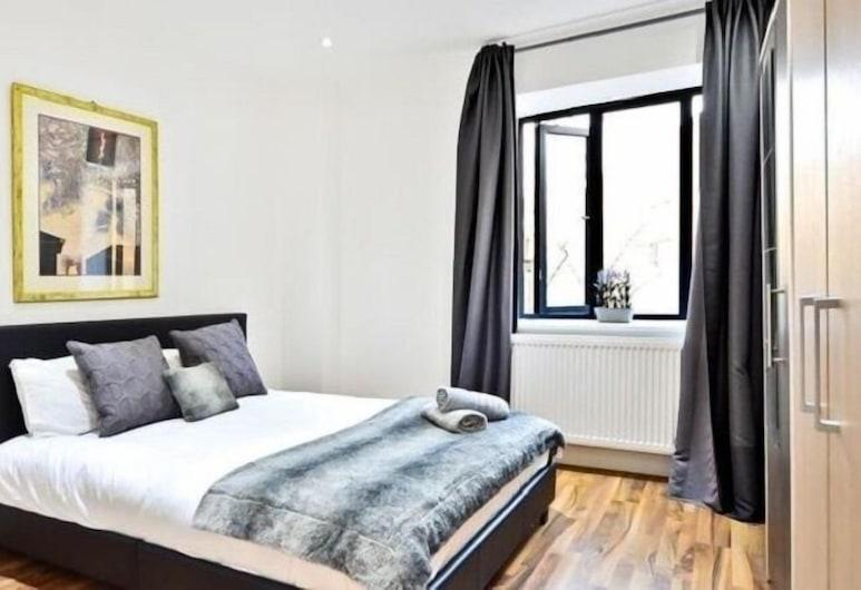 新裝修 1 房白色教堂酒店, 倫敦, 奢華公寓, 客房