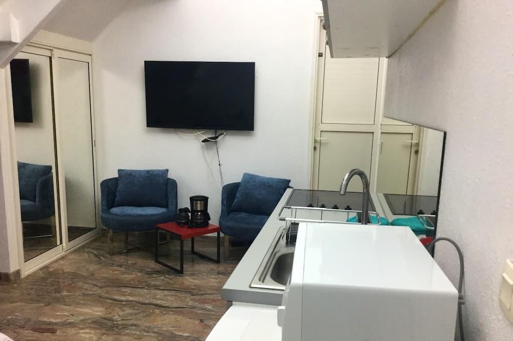 Matservice på rummet