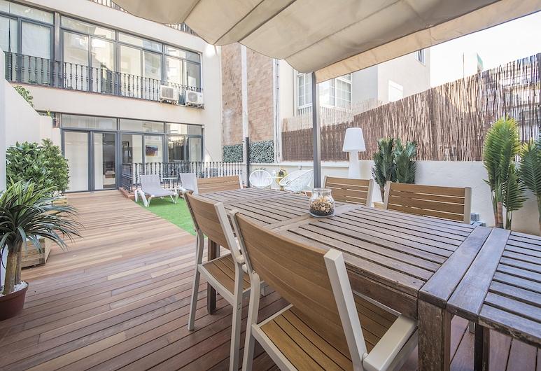 You Stylish Business 3, Barcelona, Apartemen Comfort, 4 kamar tidur, teras, Teras/Patio