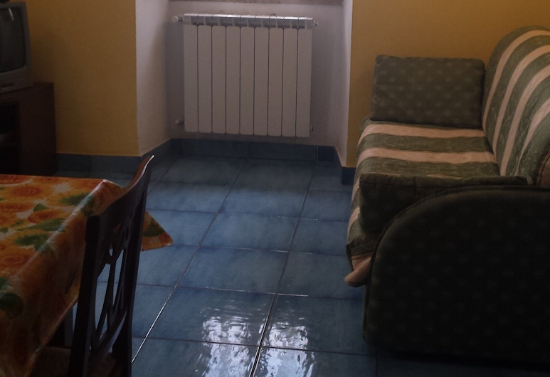 聖布里吉達住宅飯店, 羅卡拉索, 傳統公寓, 1 間臥室, 客廳
