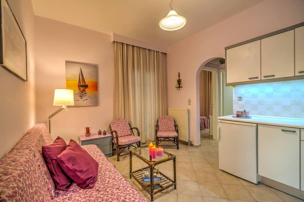 Standard Apartment, Ground Floor - Living Area
