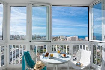 ภาพ Y10D.Best Yomely apartment Las Americas ใน อาโรนา