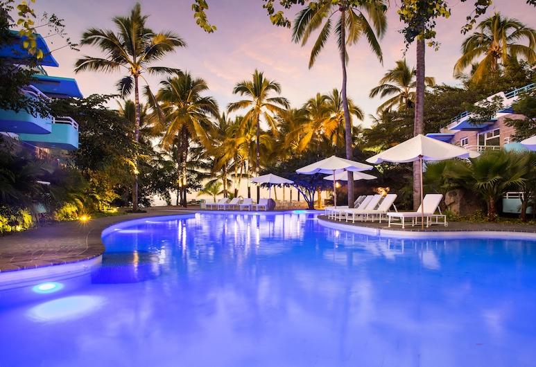 AzulPitaya Beach Resort in Sayulita, Sayulita, Outdoor Pool