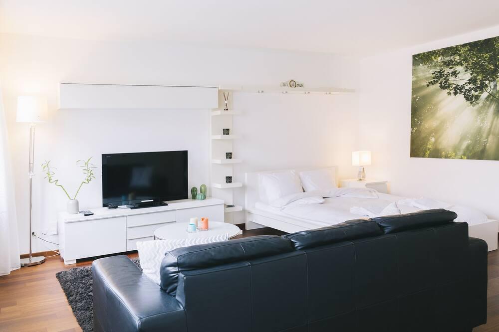Apartamento Confort, cocina - Zona de estar