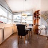 Ģimenes dzīvokļnumurs, trīs guļamistabas - Numura ēdamzona