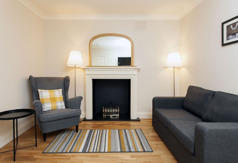 維多利亞魅力氛圍酒店, 倫敦, 公寓, 客廳