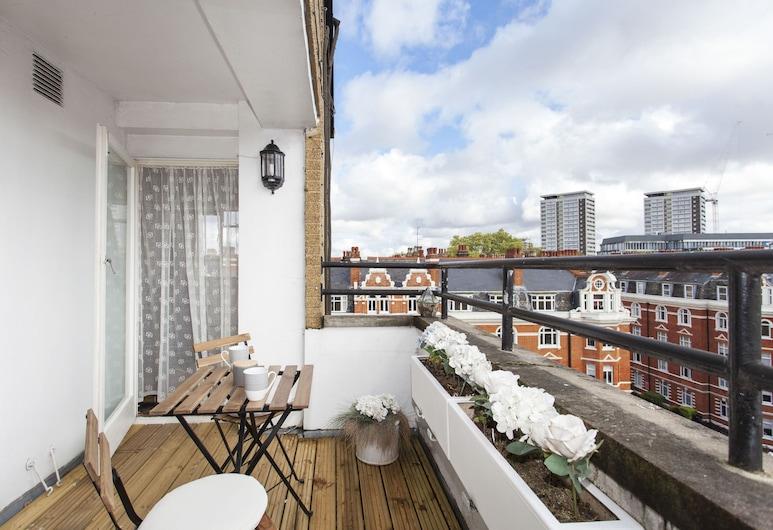Little Venice Atmosphere, London, Apartment, Balkon