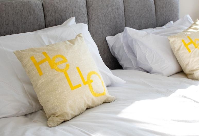 Sapphire Serviced Apartment, Chelmsford, Leilighet – superior, privat bad, Rom