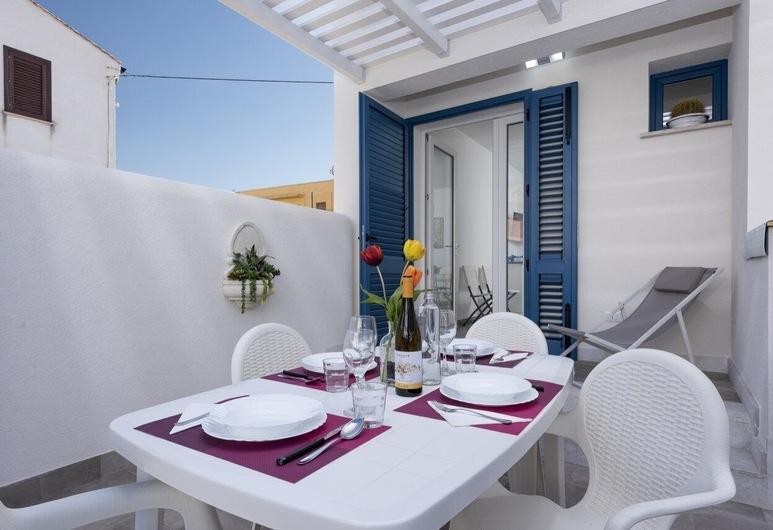 I tre Golfi Holiday Residence Bilo piano terra, San Vito Lo Capo, Apartment, 1 Bedroom (2), Terrace/Patio