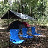 Tent - Living Area