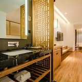 Classic Twin Room (Mainland Chinese Citizen Only) - Bathroom