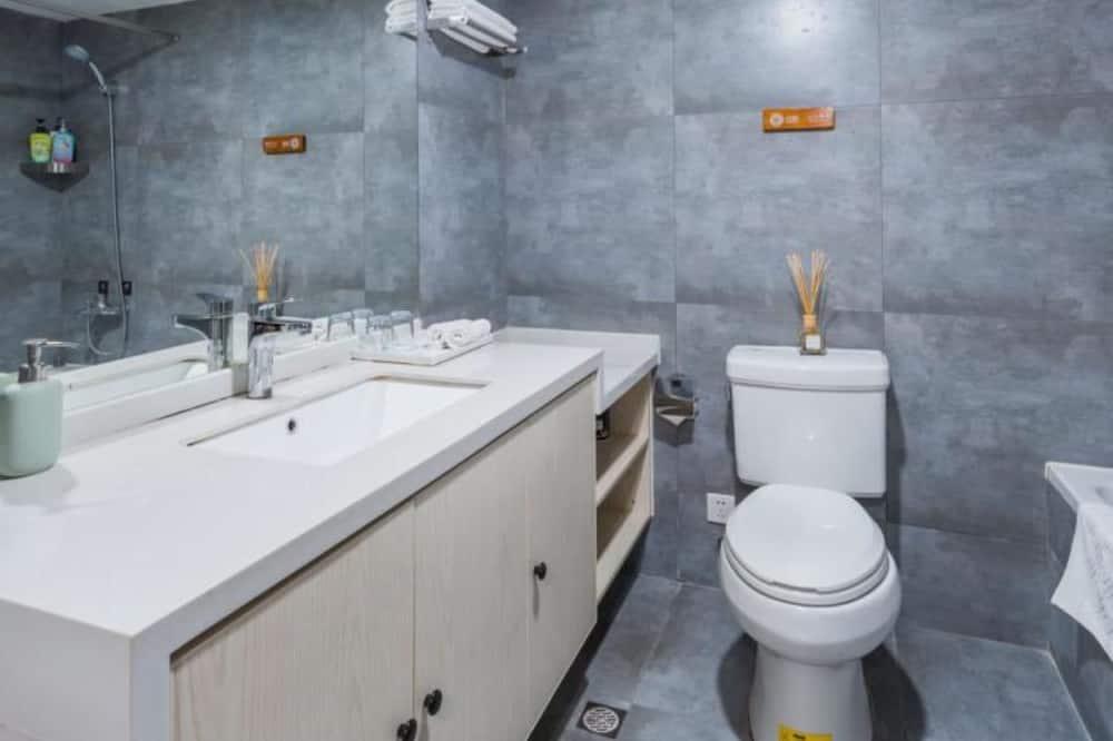 Loft Romantique (Mainland Chinese Citizen Only) - Salle de bain