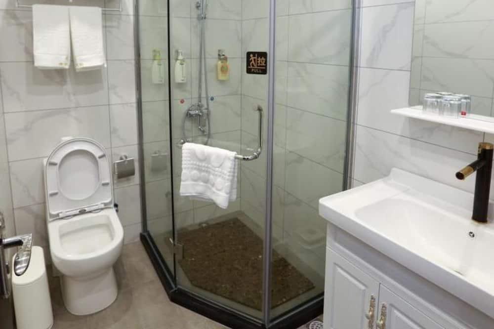 Designový pokoj s dvojlůžkem (Mainland Chinese Citizen Only) - Koupelna