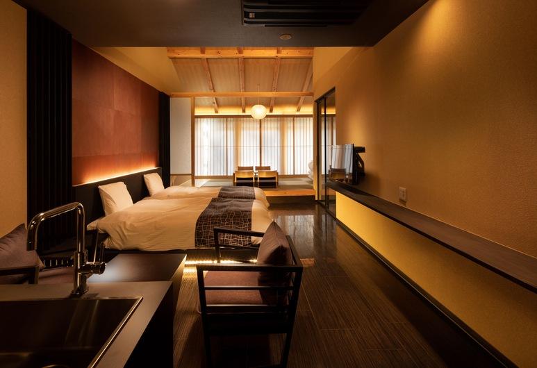 TSUMUGI TOJIHIGASHIMONMAE, Kyoto, Private Vacation Home, Room