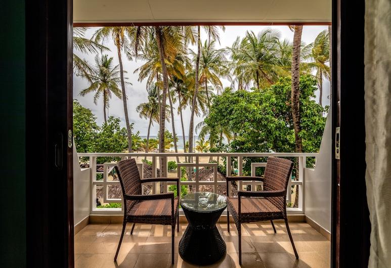 Crystal Sands Villa, Maafushi, Quarto Duplo Deluxe, Vista do Quarto