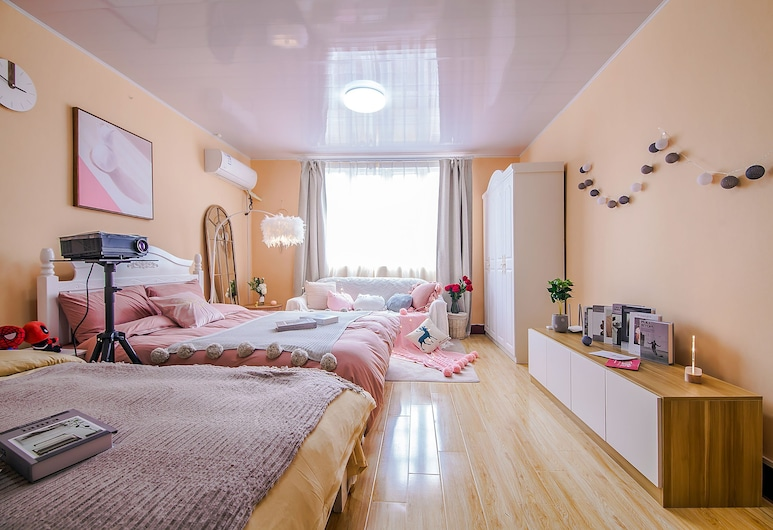 Intown City Apartment No. 46, Shanghai, Comfort Studio, Guest Room