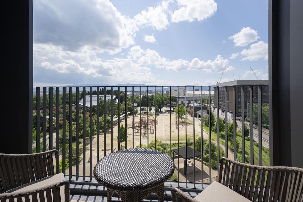 Double Room (Park Side) - Balcony