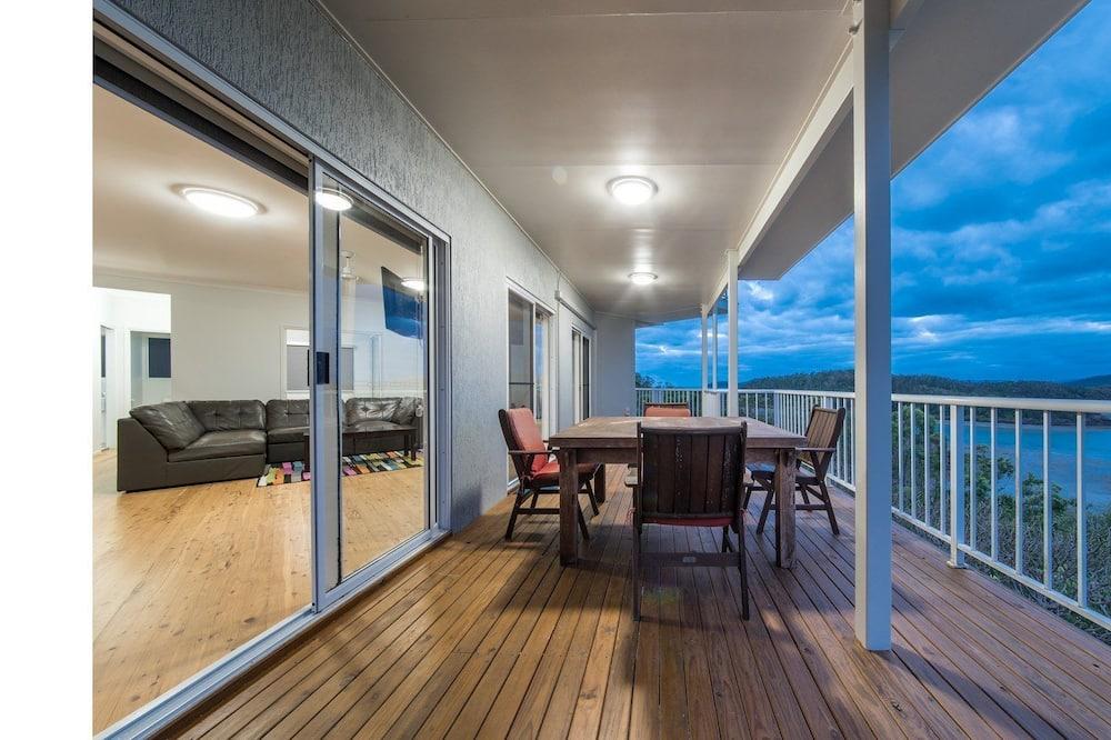 Ferienhaus, 6Schlafzimmer - Balkon