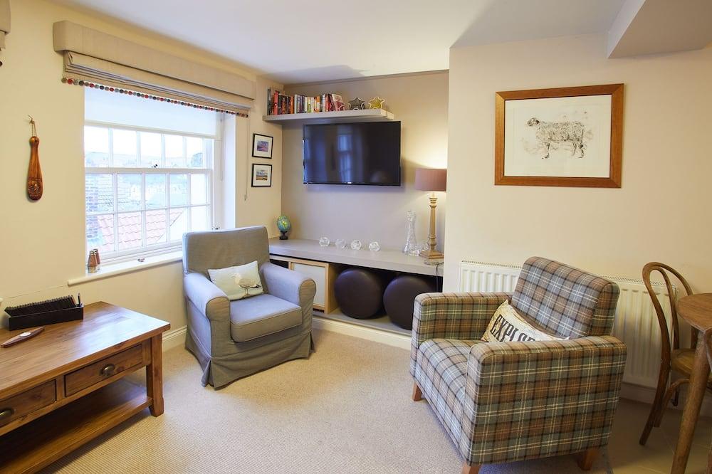 2 Bedroom Room House - Living Area