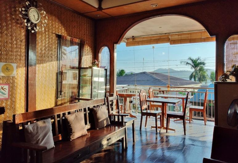 Sea Coral Lodge, Coron, Terraço/Pátio Interior