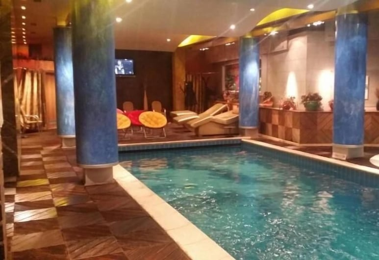 Hotel Rosa Blu, Tirana, Piscine couverte