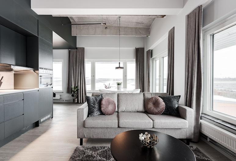Forenom Aparthotel Arlanda, Arlanda, Large Studio, Stofa
