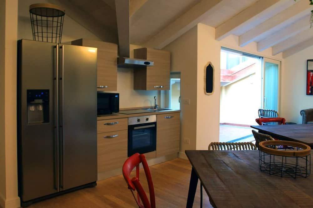 Zweibettzimmer, 2Einzelbetten - Gemeinschaftsküche