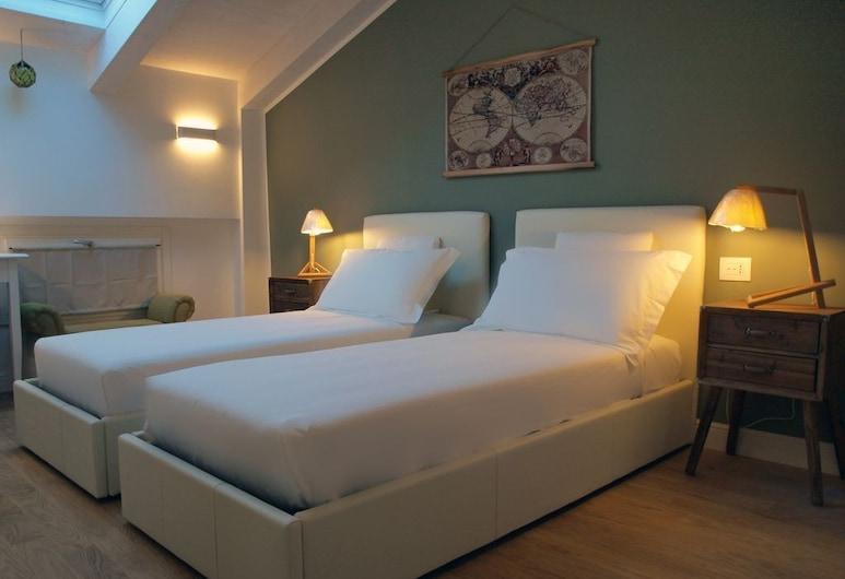 Acquaderni Rooms, Bologna, Twin kamer, 2 eenpersoonsbedden, Kamer